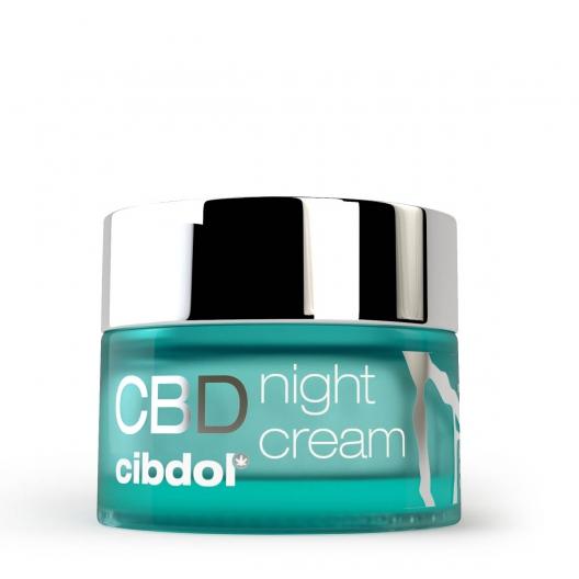CBD nakts krēms