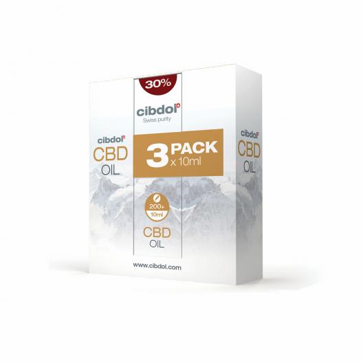CBD Oil 30% Multipack