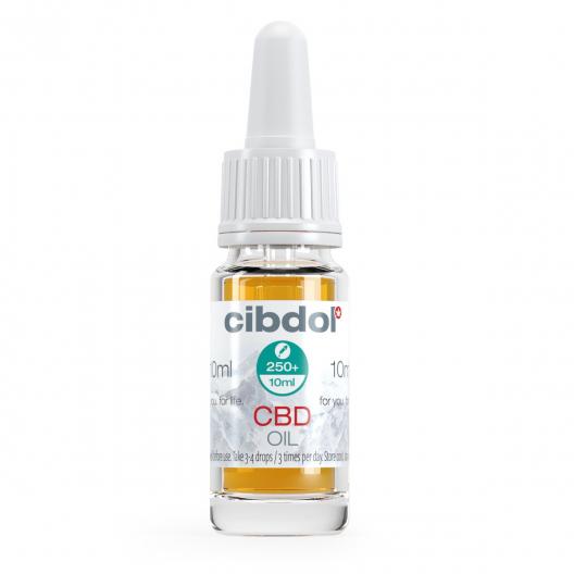 CBD Oil 5% (500mg)