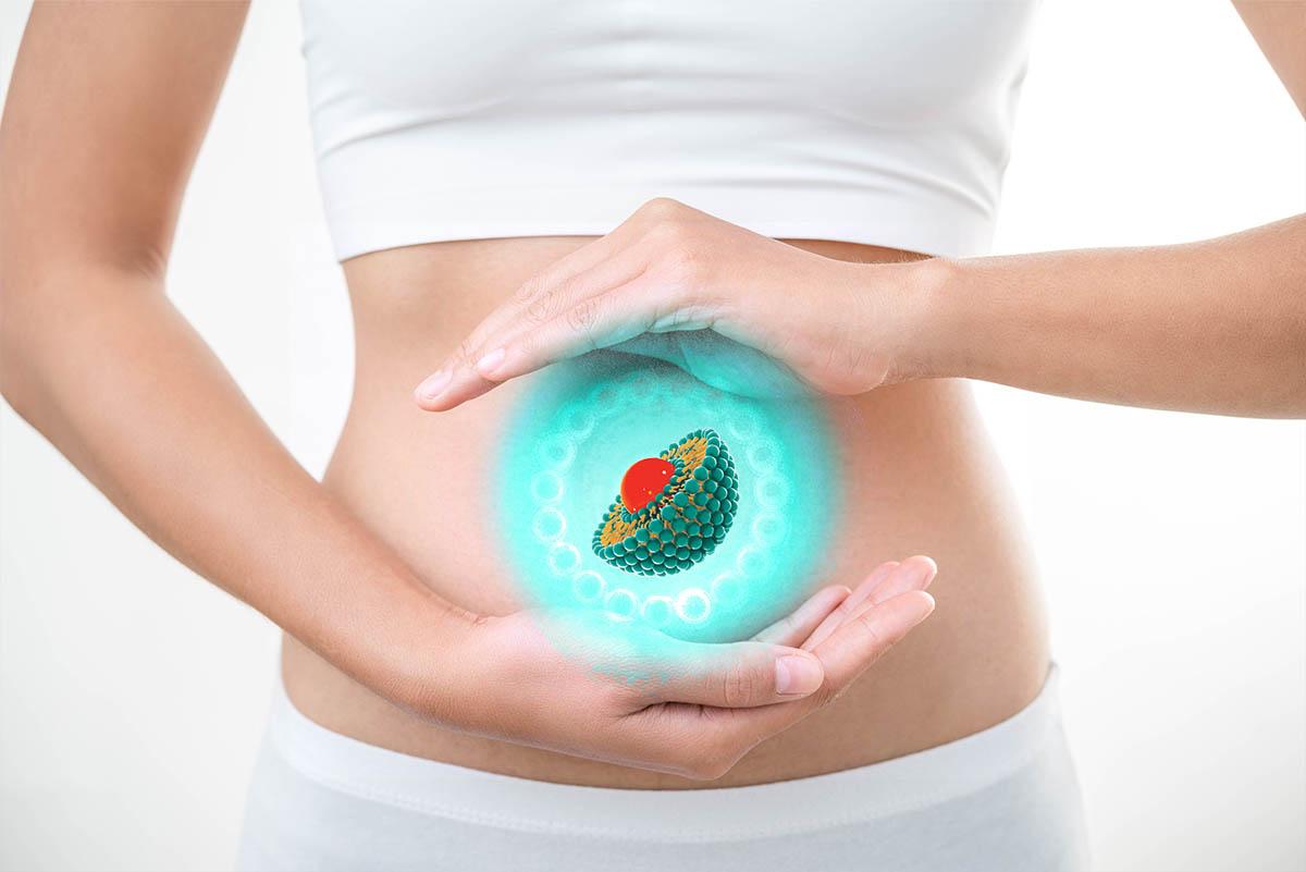 ¿Cuáles son los beneficios de los liposomas?