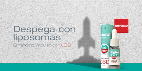 CBD con liposomas