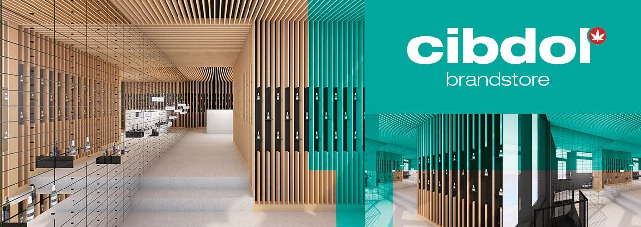 Η Cibdol Ανοίγει Το Πρώτο Της Κατάστημα Στο Άμστερνταμ