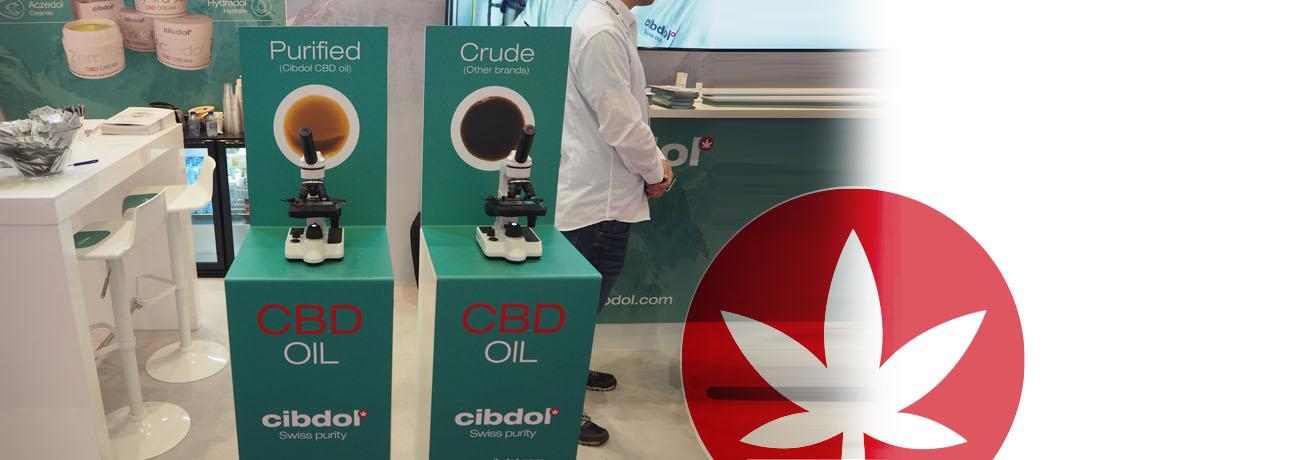 Vita Foods Cibdol 2017