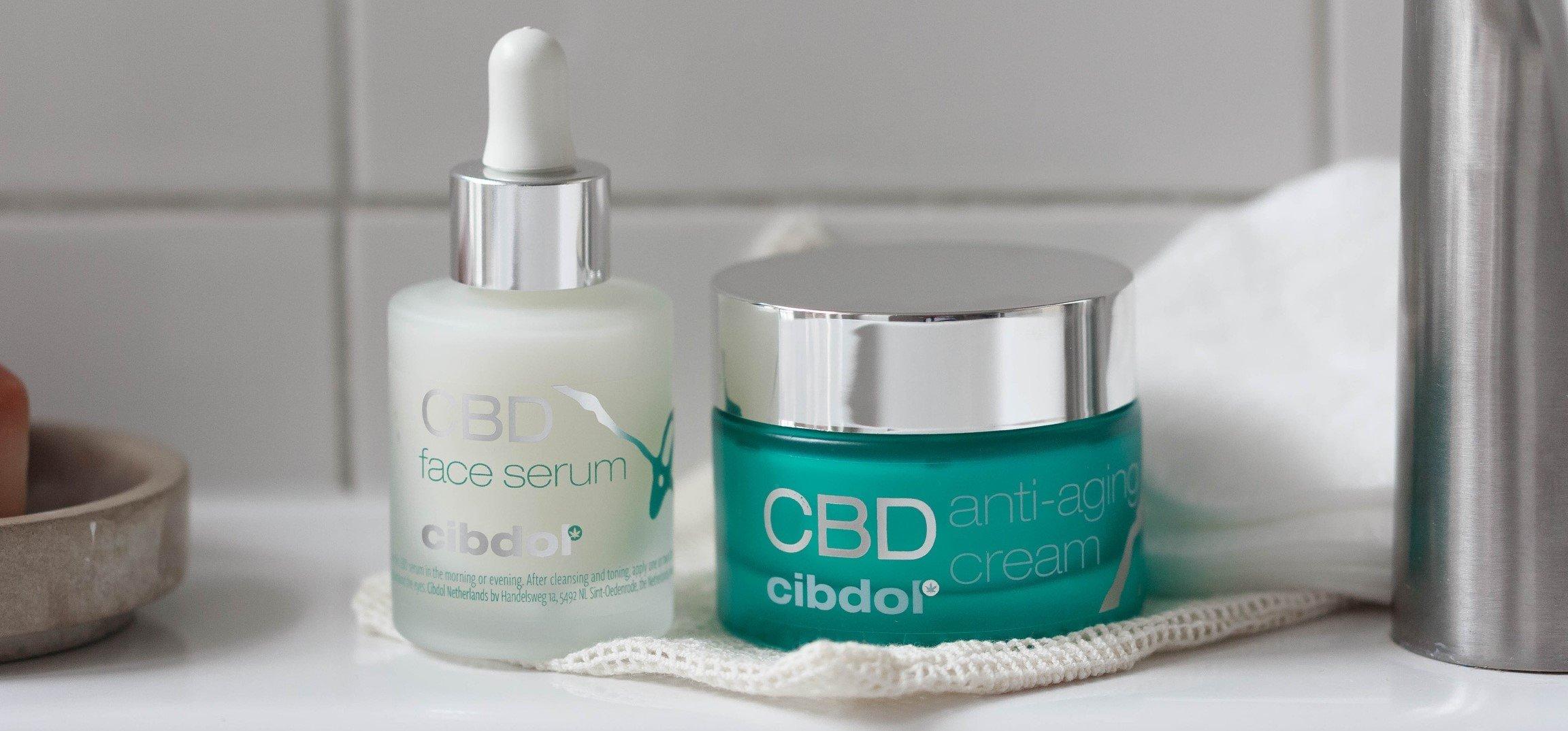 Le CBD pour la peau