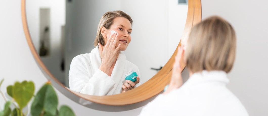 Cómo mantener una piel sana