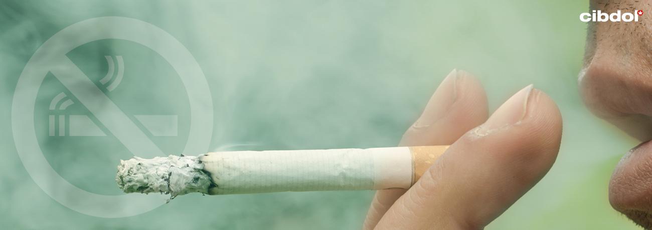 Mohu CBD Míchat S Nikotinem?