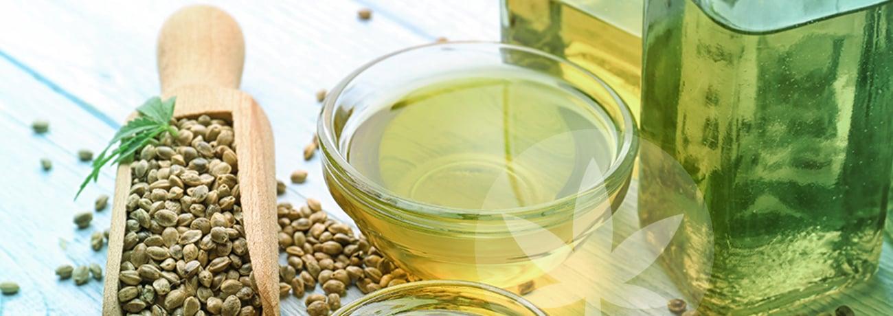 Hennepzaadolie versus olijfolie