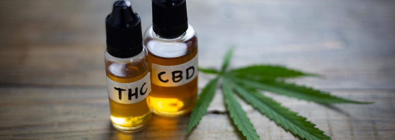 Qual è la Differenza tra CBD e THC?