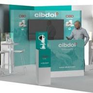 Cibdol will be present at 50Plus fair at Jaarbeurs Utrecht, (NL)