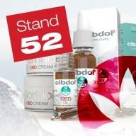 Cibdol will be present at 55 plus 4 Daagse fair at Hanzehal, Zutphen (NL)